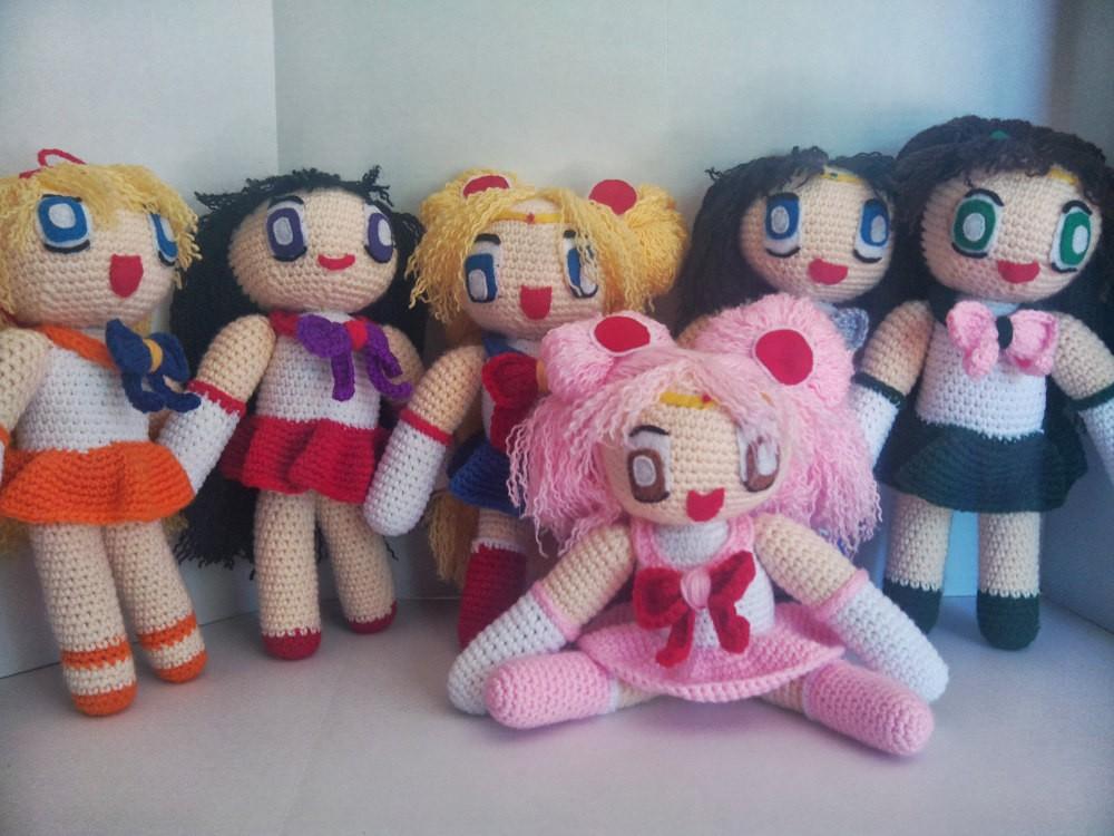 Amigurumi Pattern Dolls : Free amigurumi patterns free crochet pattern for back to