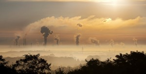 industrial, pollution, air