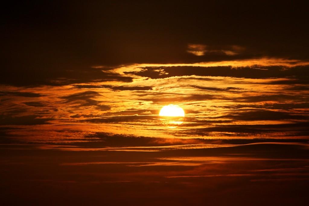 sun, sunrise, science