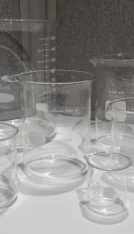 Full set of beakers for giveaway