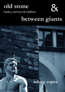 Between Giants and Old Stone cover, curtsey of Ashley Capes.