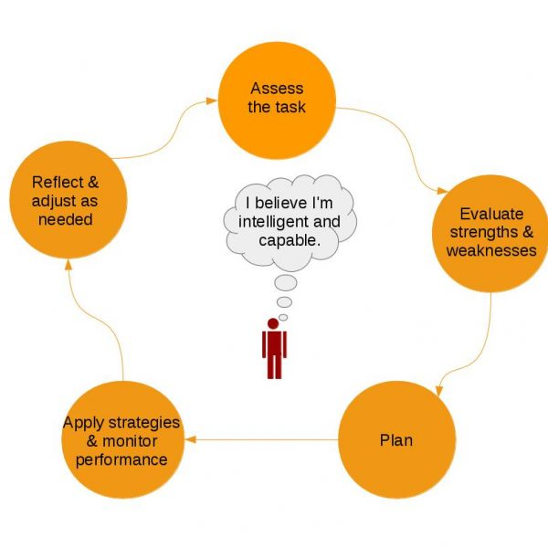 The metacognition learning cycle.