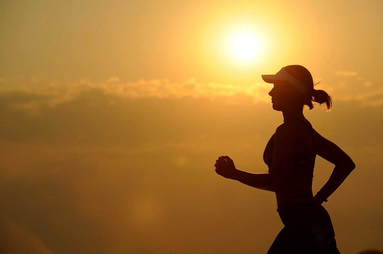 fitness, running, health