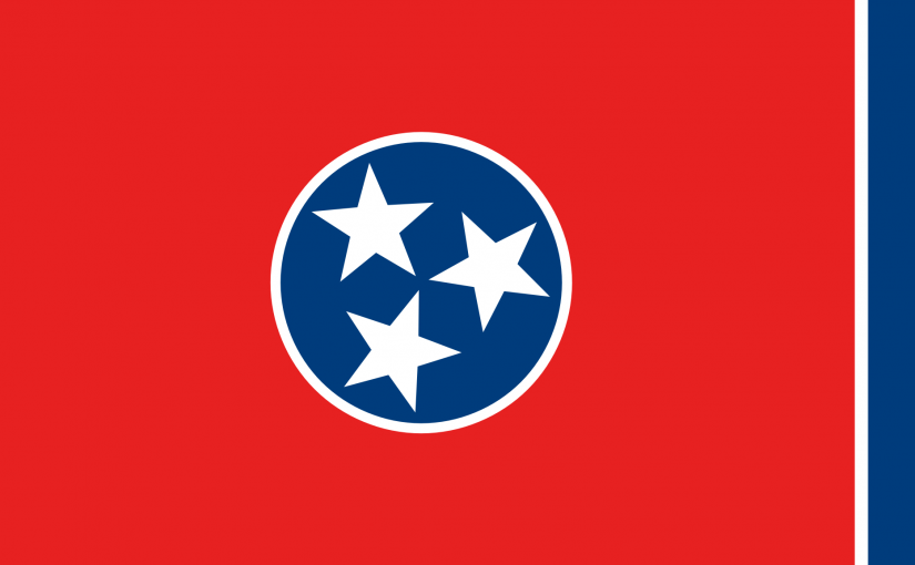 tennessee, flag, science