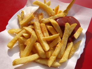 fries, food, health