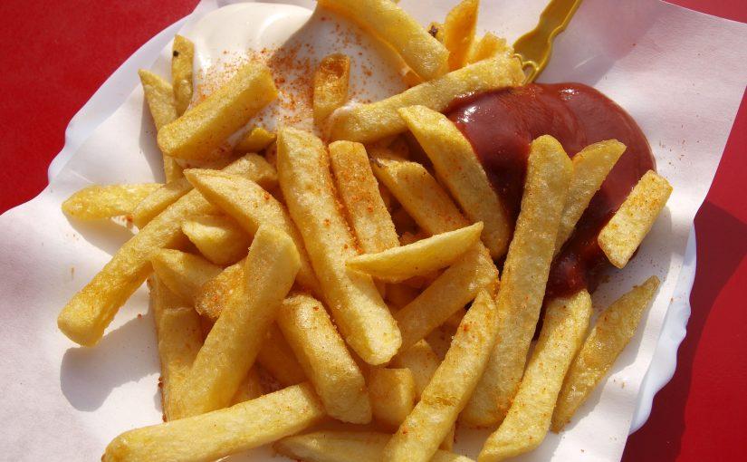 fries, food, health