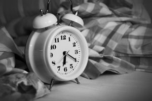 clock, time, sleep