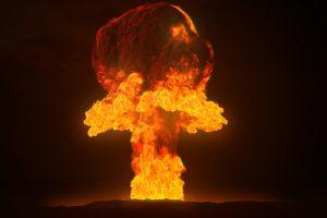 nuclear, bomb