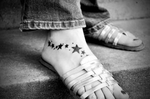 tattoo, ink, stars