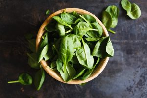 spinach, greens, vegetables