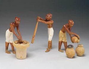 Egyptian bakery