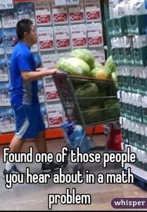 Math Melons