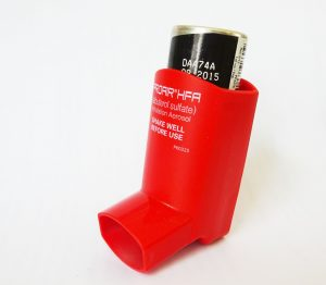 inhaler, asthma