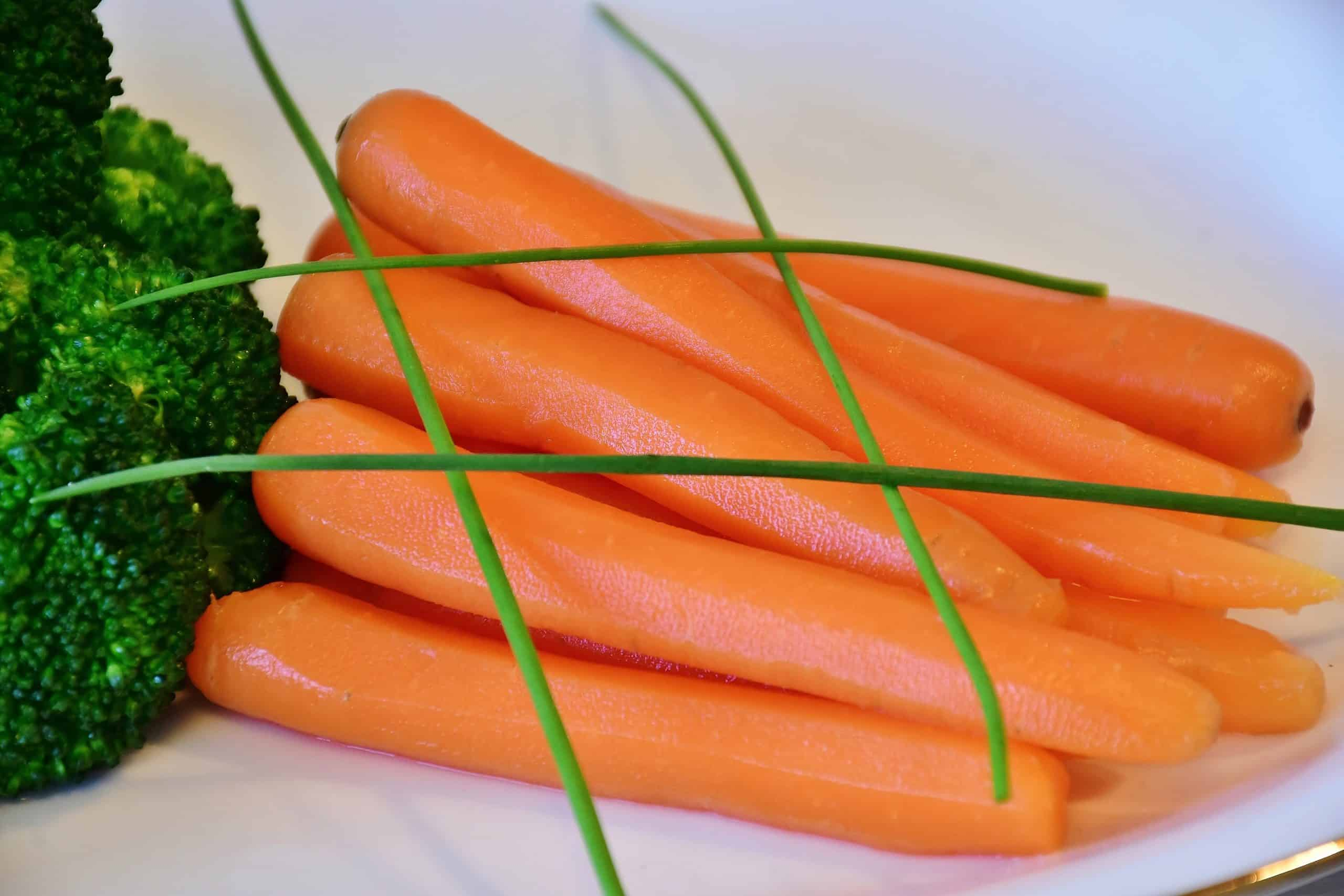 blanched food, science of blanching, food preservation science