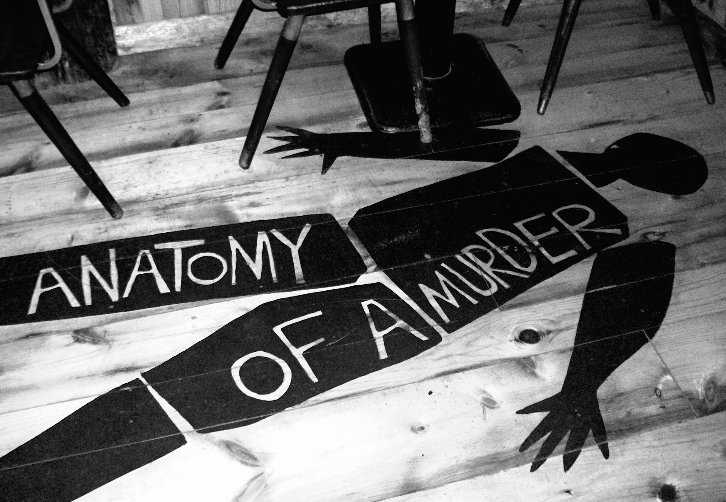 murder, crime
