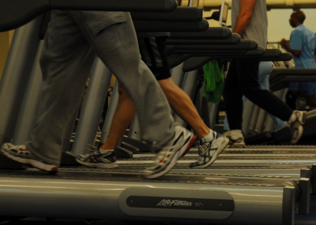 treadmill, exercise