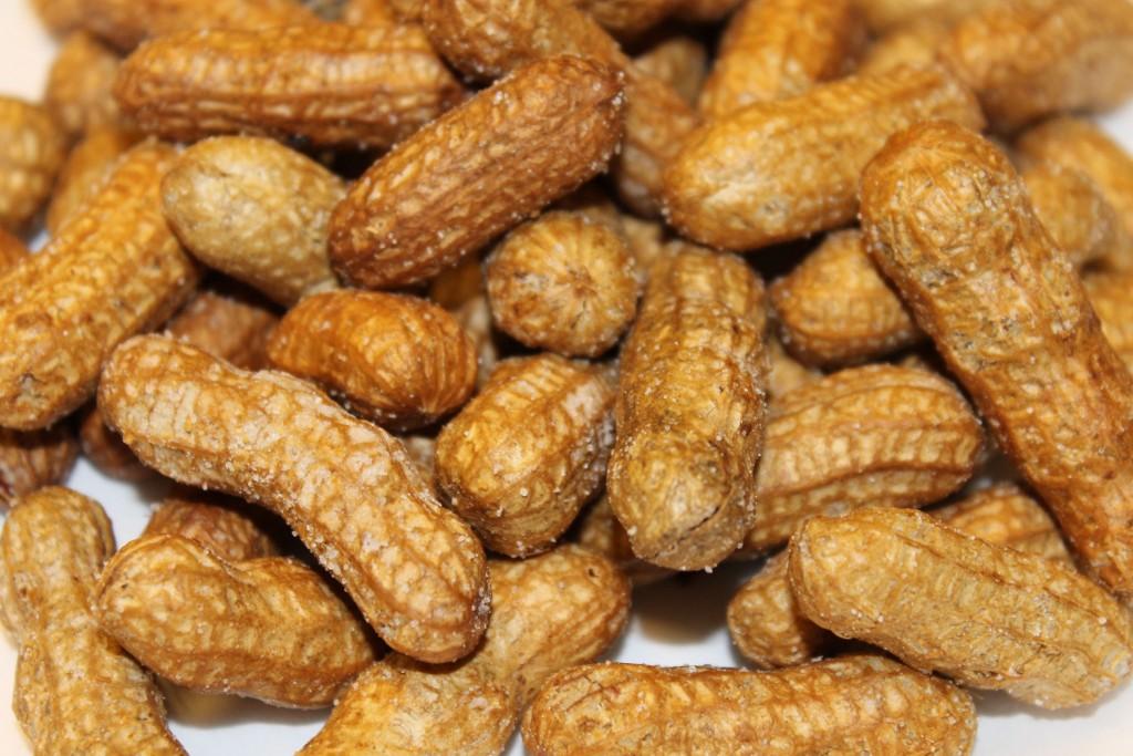 peanuts, nuts