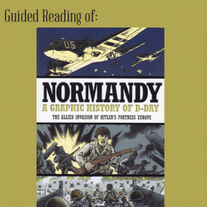 Guiding Reading of Normandy by Wanye Vansant
