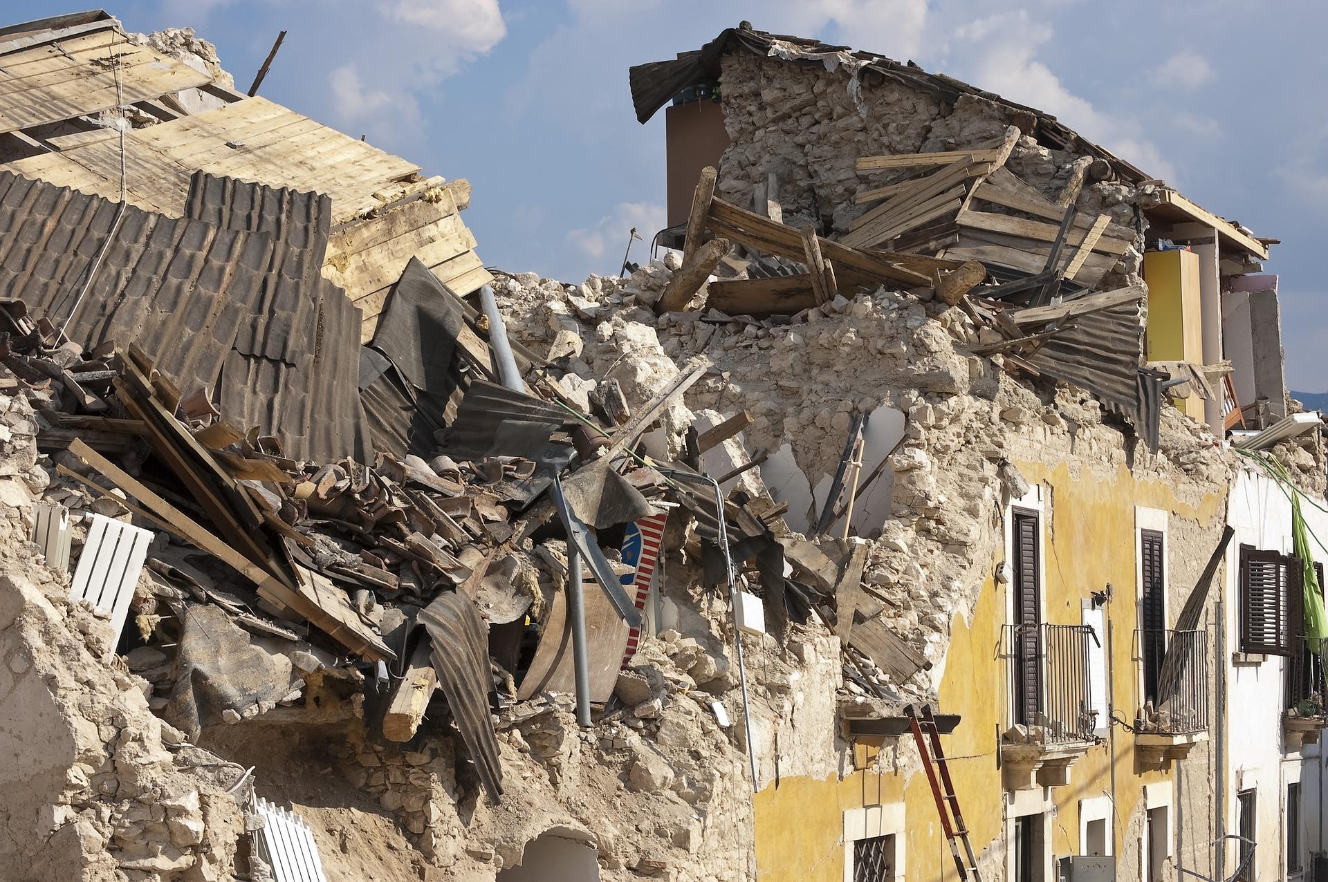 earthquake, geology, environment