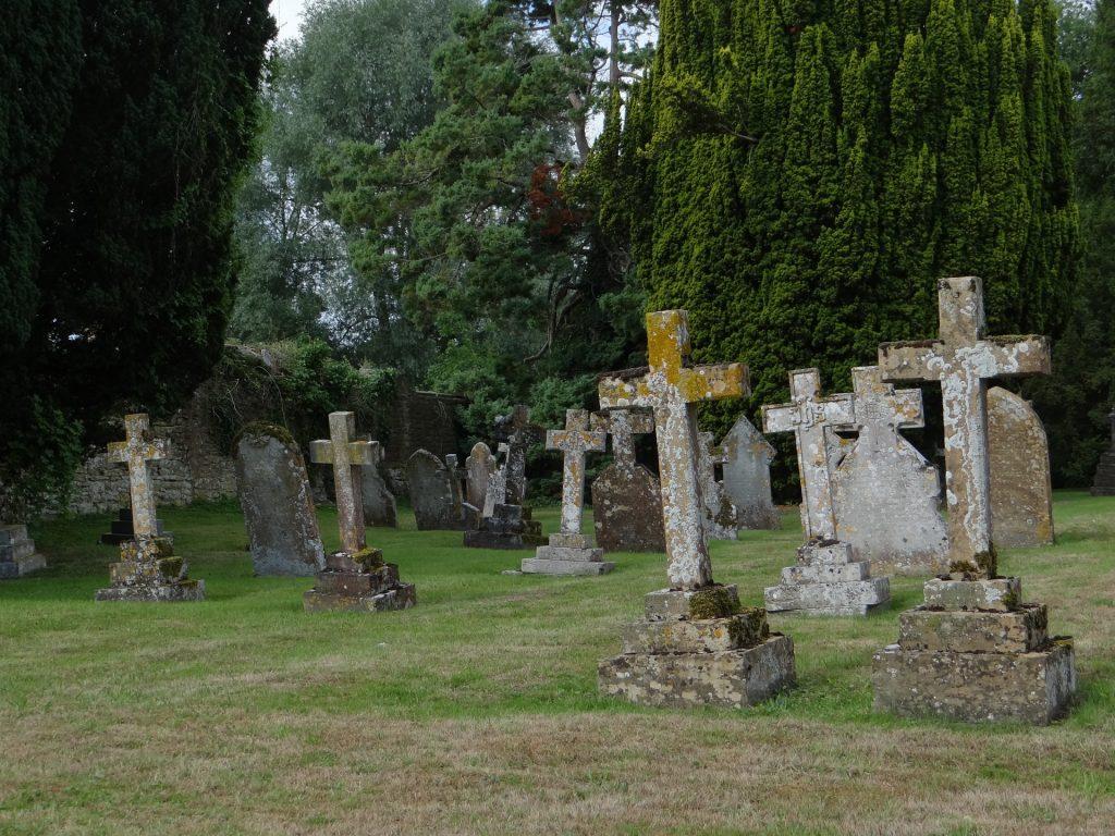 cemetery, death, life