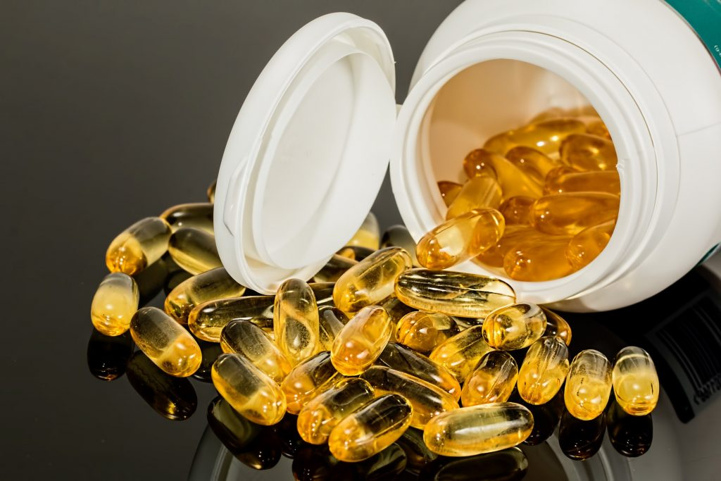 vitamins, pills