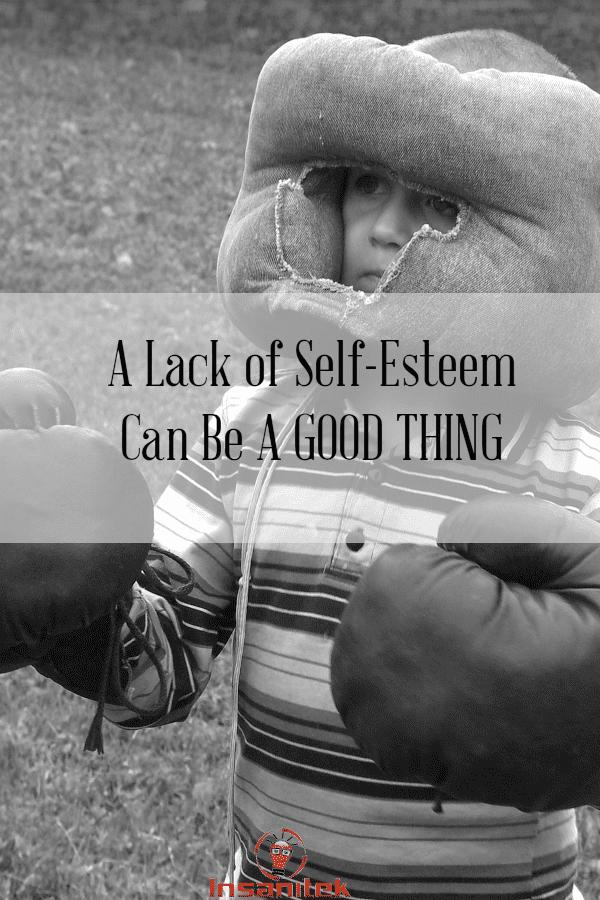 self-esteem, lack of self-esteem