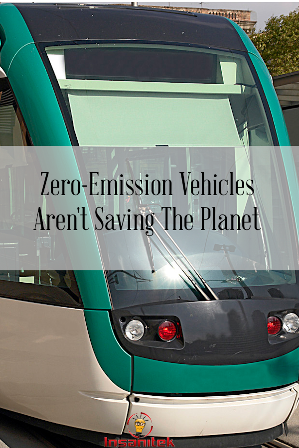 Zero-emissions, electric car, electric vehicles, contradictory data,