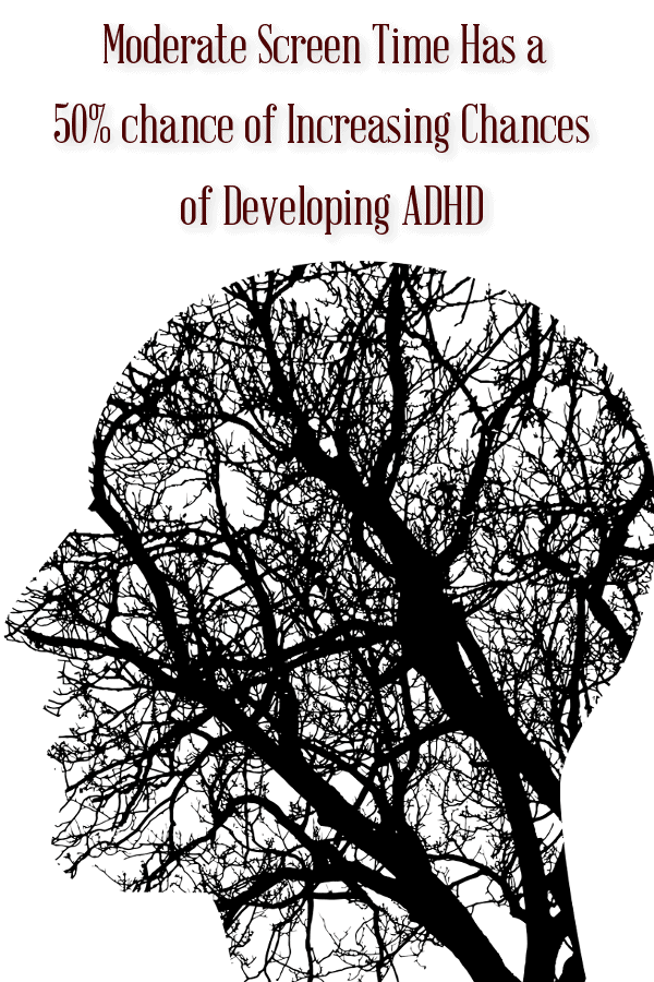 ADHD, Childhood ADHD, Screen time, Psychology