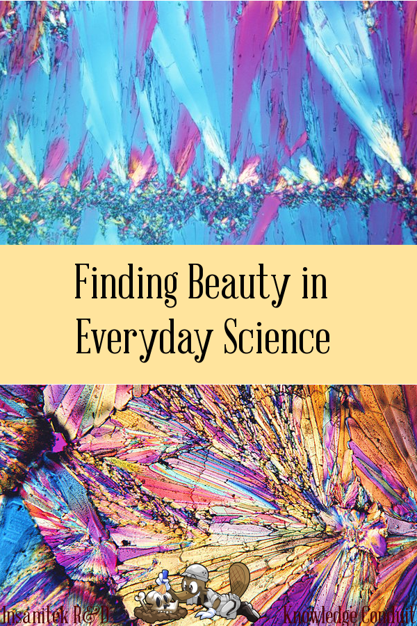 STEM, STEAM, Art in science, beauty in science