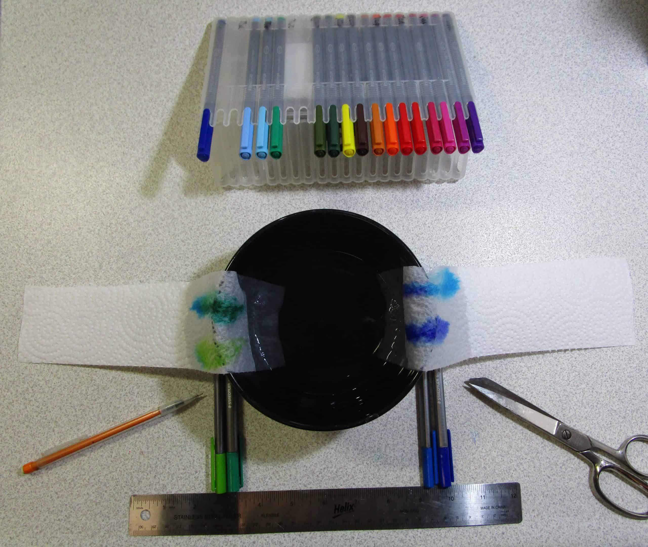 frugal chromatography science for kids