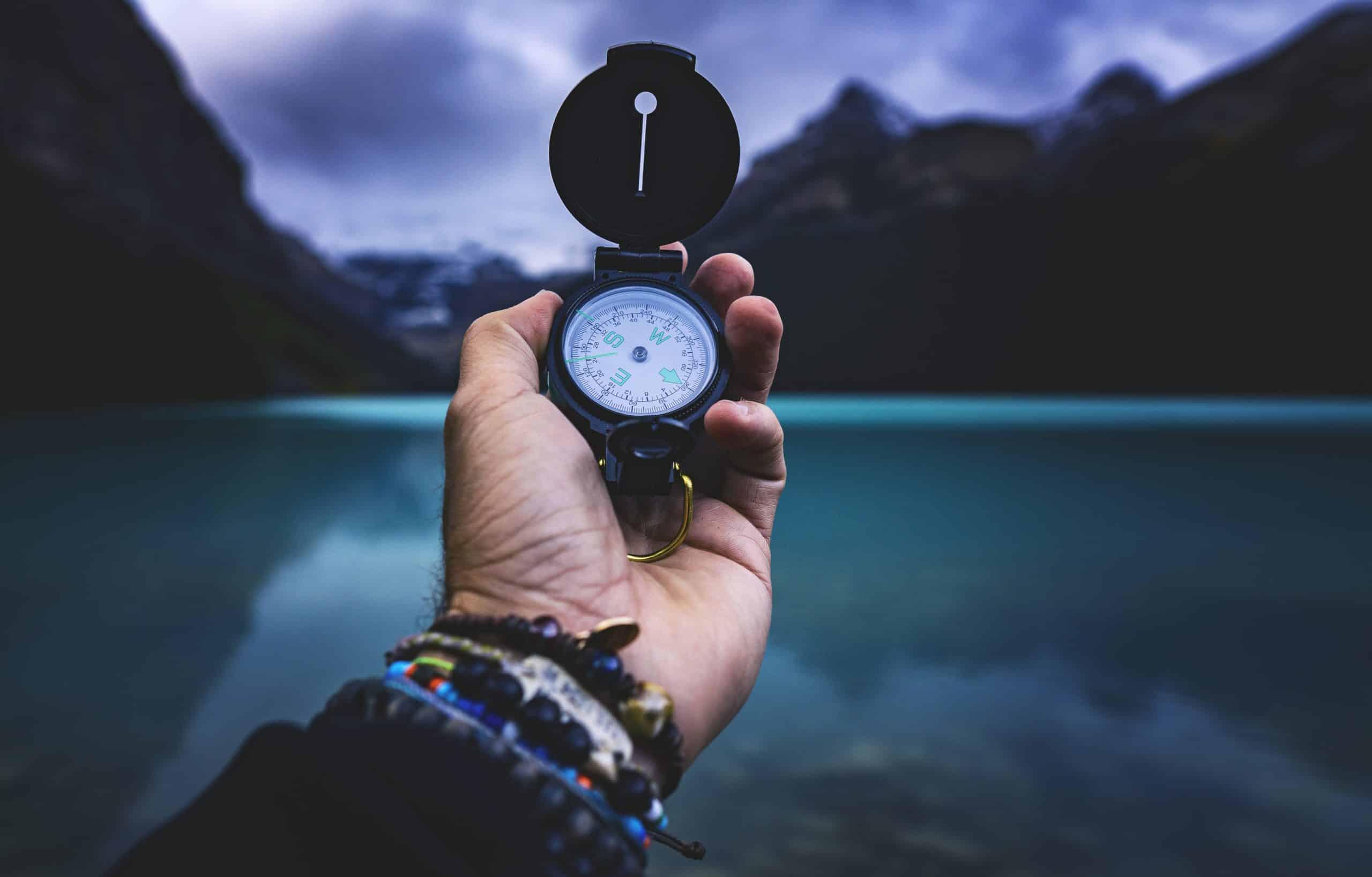 compass, life's journey